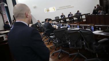 Aprobada en primer debate la reforma política en el Senado