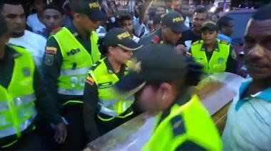 Medicina Legal confirmó que Génesis fue violada: gobernadora Rosa Cotes
