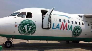 Familiares de víctimas del vuelo del Chapecoense reclaman indemnización en Bolivia