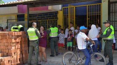 En atentado, hieren a bala a líder social en Valledupar