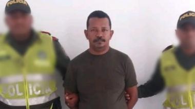 El asesino de Génesis fue  trasladado a la cárcel la 'Tramacúa' de Valledupar