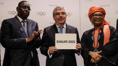 Eligen a Senegal para organizar los Juegos Olímpicos de la Juventud 2022