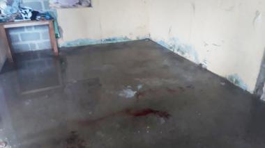 Asesinan a una mujer con un pedazo de vidrio en un aparente intento de violación