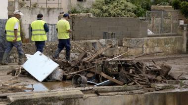 Sigue la búsqueda de desaparecidos tras inundaciones en Mallorca