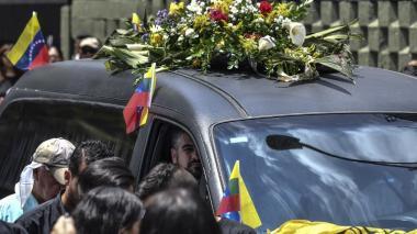 """""""Muerte de concejal venezolano recuerda casos bajo Franco"""": ministro español"""