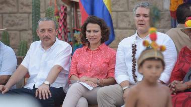 Caso de 'Jesús Santrich' debe darse por la Constitución: Duque