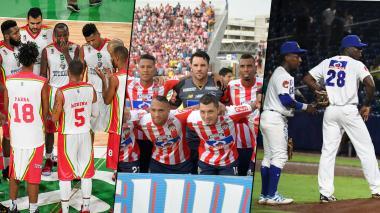 Barranquilla alimenta su menú deportivo
