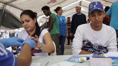 1,6 millones de venezolanos han emigrado de su país por la crisis