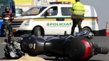 24 personas han muerto en accidentes viales en el país en puente festivo