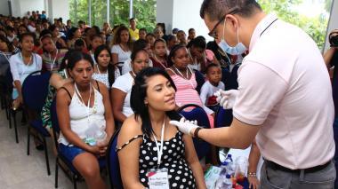 Atención en salud oral a mujeres embarazadas