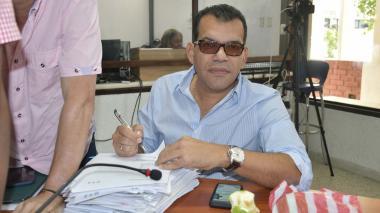 Jorge Padilla, secretario Jurídico del Distrito.