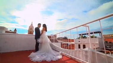 Con un romántico video, Kimberly Reyes anuncia su boda este viernes en Cartagena
