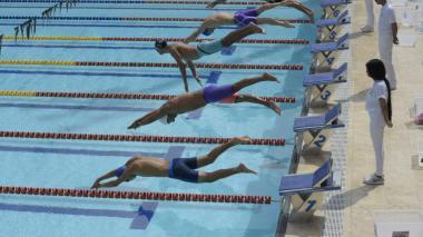 Atlántico logra sus primeras cuatro medallas en natación paralímpica