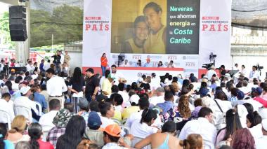 Minminas subsidiará sustitución de 50.000 neveras en el Caribe