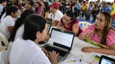 Colombia implementará biometría para identificar a migrantes venezolanos