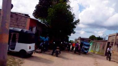 Ataque a bala en Malambo deja un muerto y un herido