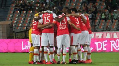Santa Fe y Cali estrenan el VAR en duelo por la Copa Sudamericana