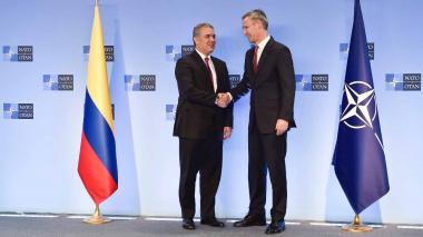 Acelerar certificación en desminado, acuerdo de Colombia y la OTAN
