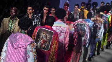 Sao Paulo sorprende y encanta con su Semana de la Moda