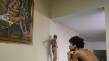 La exposición de la Casa Museo Pedro Nel Gómez estará abierta al público varios meses.