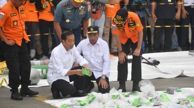 Indonesia ordena inspeccionar todos los Boeing 737 MAX tras accidente aéreo