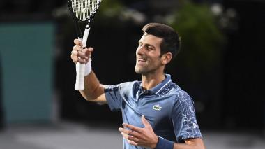 Djokovic regresa al número uno en el ranking del tenis mundial
