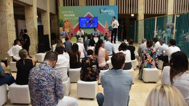 Innovación y creatividad en el I Latin American Ventures Summit