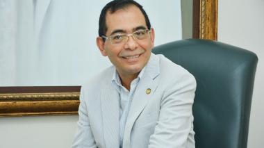 José Consuegra Bolívar, rector de la Universidad Simón Bolívar, participará en la Semana Global.