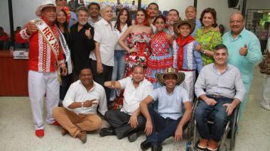 Una sesión del Concejo a ritmo de Carnaval