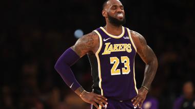 Los Lakers de LeBron James no carburan en la NBA