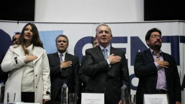 Uribe propone a la senadora Paloma Valencia a la Alcaldía de Bogotá