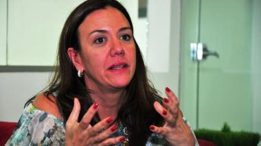 María Elia Abuchaibe será la nueva gerente de Fonade
