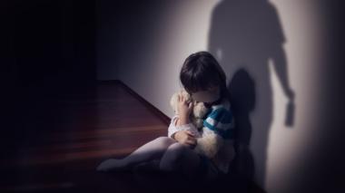 Imagen de referencia del maltrato infantil.