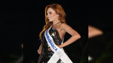 Lina Tatiana Macea, representante de Cundinamarca.