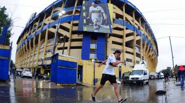 Boca-River: sigue la incertidumbre por demorada superfinal de Libertadores
