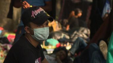En video | Enfermedades e insalubridad golpean a migrantes camino a EEUU