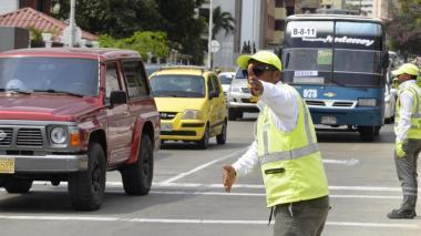 Los cierres viales de este jueves en Barranquilla