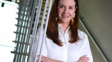 Soy la gerente de Camacol hasta el 27 de noviembre: María E. Abuchaibe