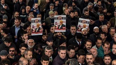 Estados Unidos pedirá cuentas a los responsables del asesinato de Khashoggi