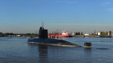 Revelan que submarino argentino ARA San Juan sufrió una implosión