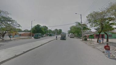 Policías dan de baja a presunto menor delincuente en Rebolo