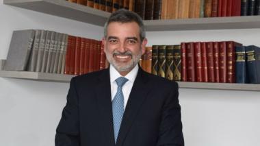 Duque posesiona a Juan Pablo Liévano como superintendente de sociedades