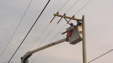 Barrios de Barranquilla y Soledad quedarán sin energía entre martes y viernes
