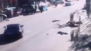 Atropello en China deja cinco niños muertos y 19 heridos