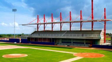 Repelón estrenará estadio de béisbol