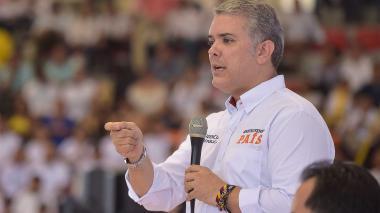 Duque rechaza triple homicidio de indígenas en Riosucio, Caldas