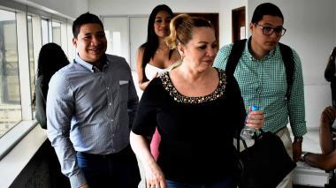 Silvia Gette se despacha en Facebook contra los capturados en caso Uniautónoma