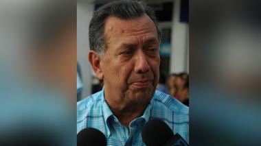En estado crítico exalcalde de Cartagena, Nicolás Curi Vergara