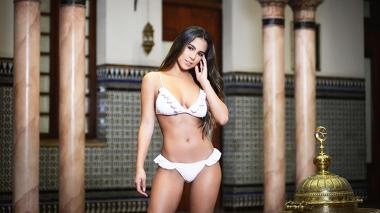 "Chica Miércoles | Lily Díaz: ""Mi papá me enseñó a brillar con luz propia"""