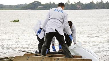 Encuentran cadáver de mujer en el río Magdalena